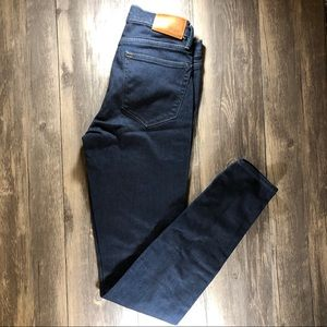 Excellent Condition Madewell Skinny Jeans